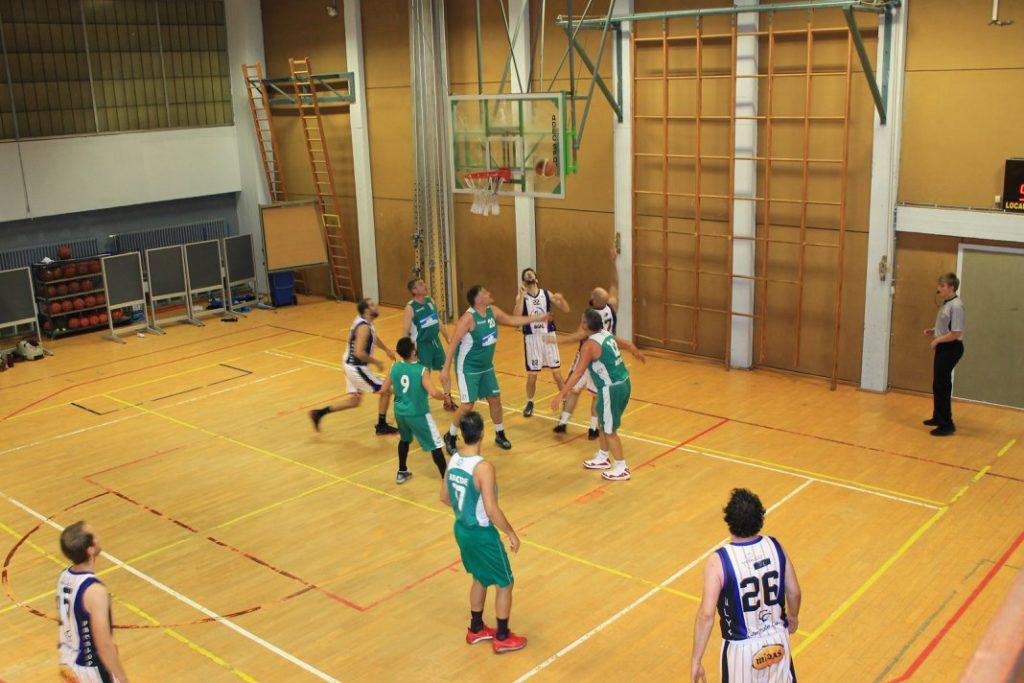 Club de basket-ball à Anderlecht.