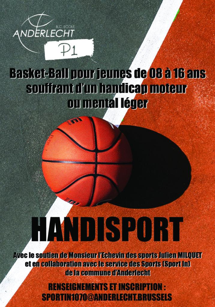 HANDISPORT P1 ANDERLECHT